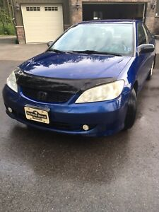 2005 Honda Civic 2door