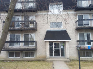 3 1/2 apartment for rent in Pierrefonds