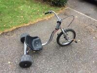 3 Wheel trike (open to offers)