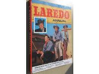 Laredo Collectors Childrens Annual 1966.