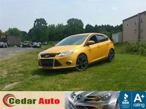 2012 Ford Focus SE - Sunroof