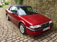 Rover 214 Cabriolet/Convertable