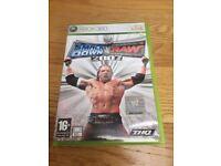 Smackdown vs Raw XBOX 360