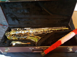 Saxophone Tenor Yamaha YTS-23 - Excellente condition