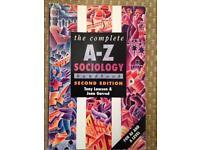 Sociology Textbooks