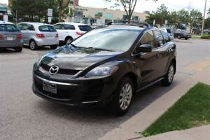 2011 Mazda CX-7 GX /SUNROOF/ LEATHER / CERTIFIED