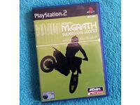 PS2 Game - Jeremy McGrath Supercross World