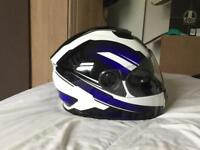 Held Katana Helmet, Large (Very Good Condition)