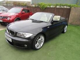 2009 BMW 1 Series 2.0 118d M Sport 2dr