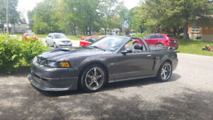 2003 Ford Mustang Gt supercharge Cabriolet