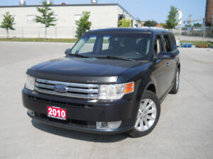 2010 Ford Flex, 7 Passanger, Leather,3 Years warranty available