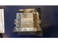RENUAULT MEGANE CLIO 1.5 DCI 2005 ENGINE ECU SIEMENS S122326109A 8200565863