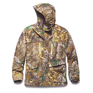 Under Armour Camo hunting jacket