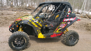 2014 can am maverick XRS