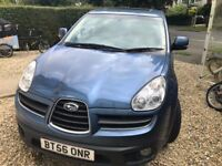Subaru Tribeca, Luxury 4x4 in top condition, 7 seater. Sensible offers considered!