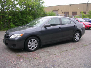 2010 Toyota Camry LE- CERTIFIED WITH WARRANTY