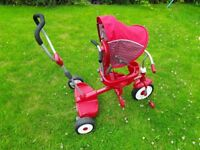 Radio Flyer Stand &Stroll Sit Trike,Great Condition