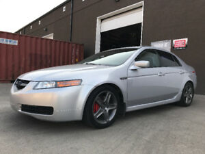 Acura TL Manual - RARE FIND!!