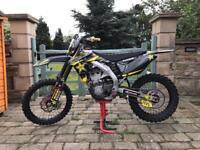 RMZ 450 2013