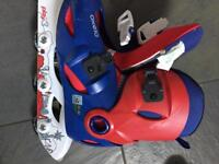 Play 3 Roller skates and skating protectors - Decathlon