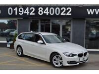2014 63 BMW 3 SERIES 1.6 316I SPORT TOURING 5D AUTO 135 BHP 8SP NEWSHAPE ESTATE