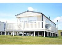 -stunning caravan with sea view-at southerness,near dumfries,carsile,penrith,keswick