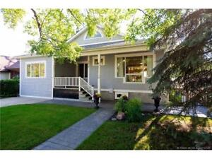 HOUSE FOR SALE DOWNTOWN RED DEER: 5615 47A Avenue