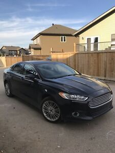 2015 Ford Fusion/Loan take over