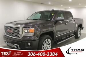 2015 GMC Sierra 1500 Denai|Cam|Bluetooth|Nav|Leather|Sunroof