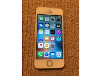 Apple iPhone 5s - Gold - EE / Virgin Networks - No Offers
