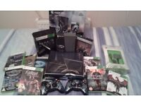 Xbox 360 Halo 4 limited edition console plus games