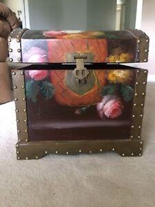 Decorative Treasure Chest