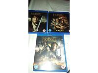 The Hobbit Trilogy Blu-ray