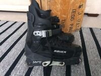 Bauer Shifty Inline Skates UK Size 9