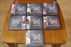 Tapout XT Extreme Training DVD $10.00 FOR ALL