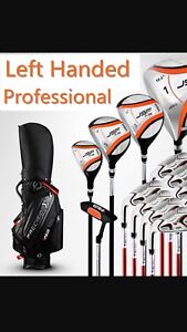 Wanted Left handed golf set