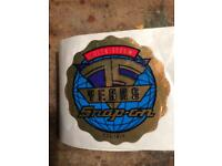 Snap On 75th anniversary stickers