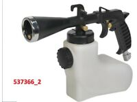 SEALEY UPHOLSTERY/BODY CLEANING GUN BS101