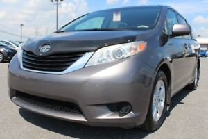 2011 Toyota Sienna LE V6 8 PASSAGERS BLUETOOTH CAM RECUL