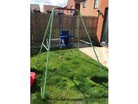 2 in 1 Garden Swing - £65 new