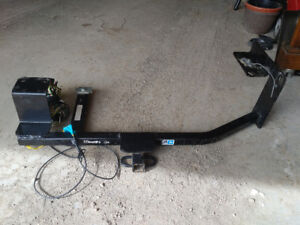 VW Jetta Trailer Hitch and Harness
