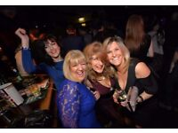 THEYDON BOIS 30s to 50sPlus PARTY for Singles & Couples - Friday 18th August