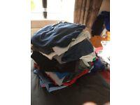 huge bundle mens clothes
