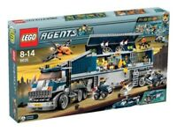 Lego Agents Mobile Command Centre