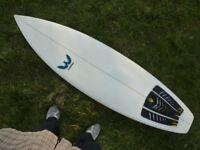 Webber The One 6'2 Epoxy Surfboard