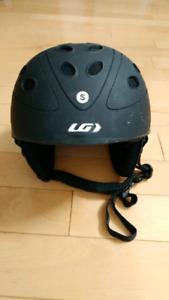 Louis Garneau ski helmet small