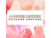 Garage Nation ticket Saturday