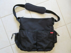 Skip Hop Diaper Bag - Black