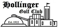 Hollinger Golf Club Hiring Servers & Pro Shop Attendants