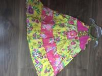 Girls summer dress 2/3 yr